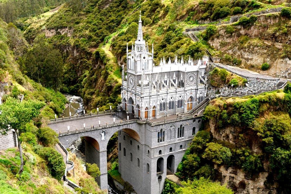 Santuario de Nuestra Señora de las Lajas, Nariño