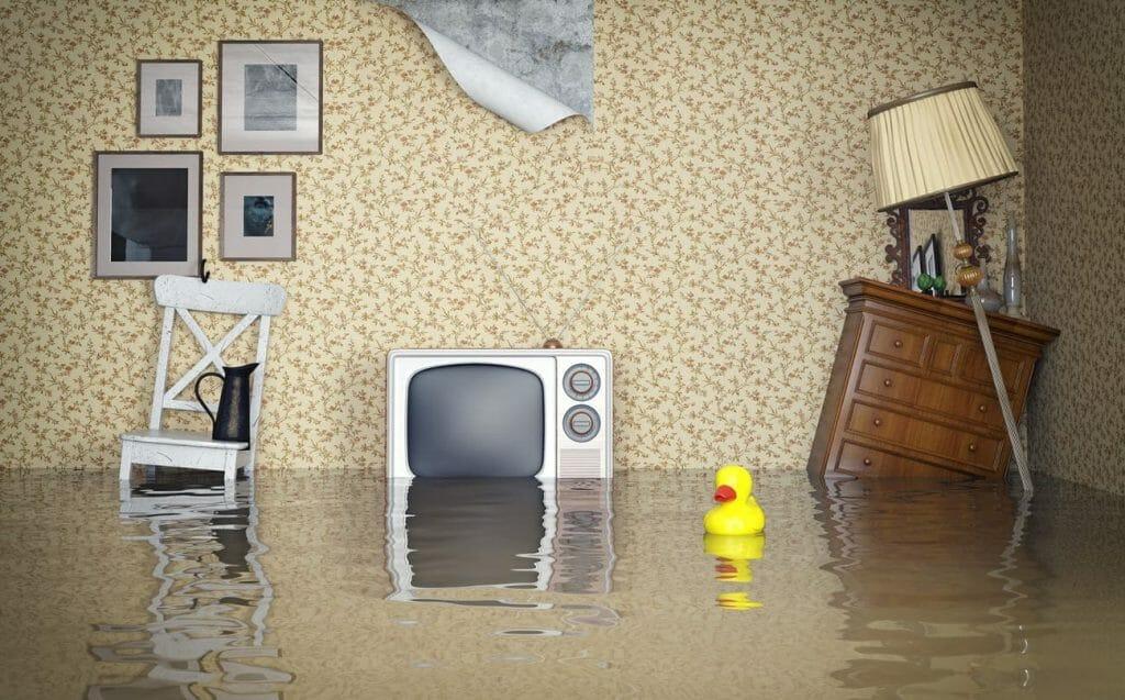 inundación seguro hogar