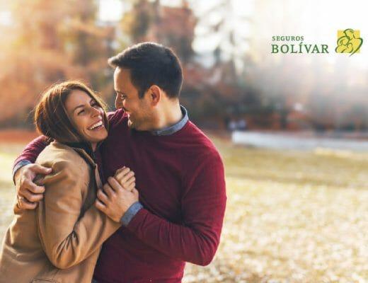 Pareja feliz - Consejos para tener una buena relación de pareja